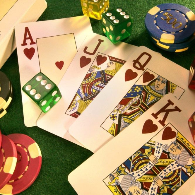 Eight Important Parts For Poker